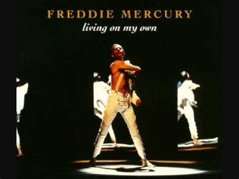 testo on own 5 31 mb free freddie mercury living on own mp3