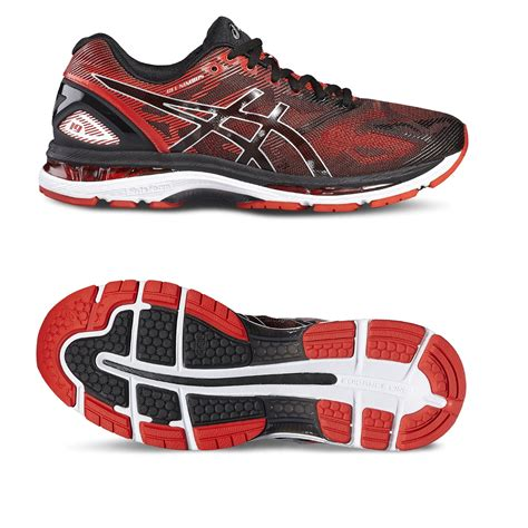 asics gel nimbus 19 mens running shoes