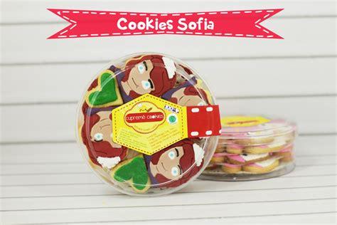 Cupreme Cookies cupreme cookies kue kering karakter
