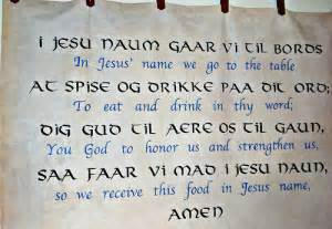 table prayer flickr photo