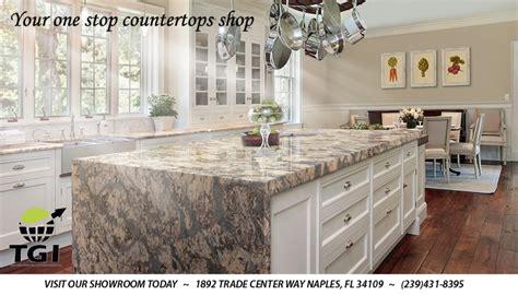 Countertops Naples by Countertops Naples Tgi Toledo Granite International