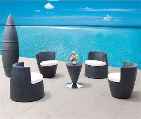 Space Saving Patio Furniture by China 2013 New Style Outdoor Furniture Space Saving Sofa Chat Set Fwa 050 China Wicker