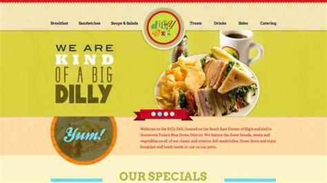 food websites 20 inspiring food related websites for your delight web design ledger