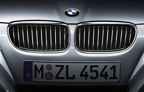 Bmw Kidney Grille by Bmw Genuine Front Left Kidney Grille Chrome E90 E91 3