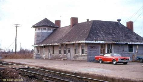 photo appleton junction depot c1973 appleton junction