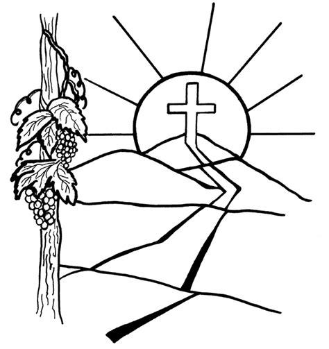 vine coloring pages drawings of grape coloring pages