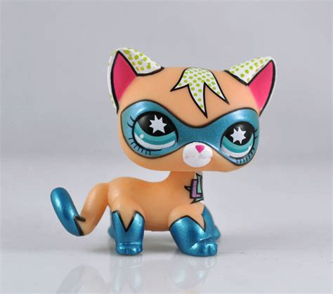 lps ebay dogs littlest pet shop collection cat child figure ebay