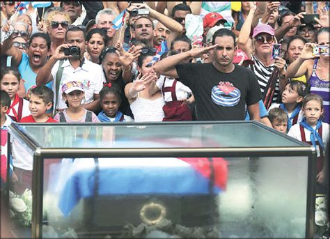 don t rock the boat urban dictionary people react as the caravan carrying the ashes of cuba s