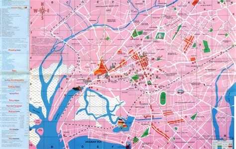 where is karachi on the world map karachi map karachi mappery