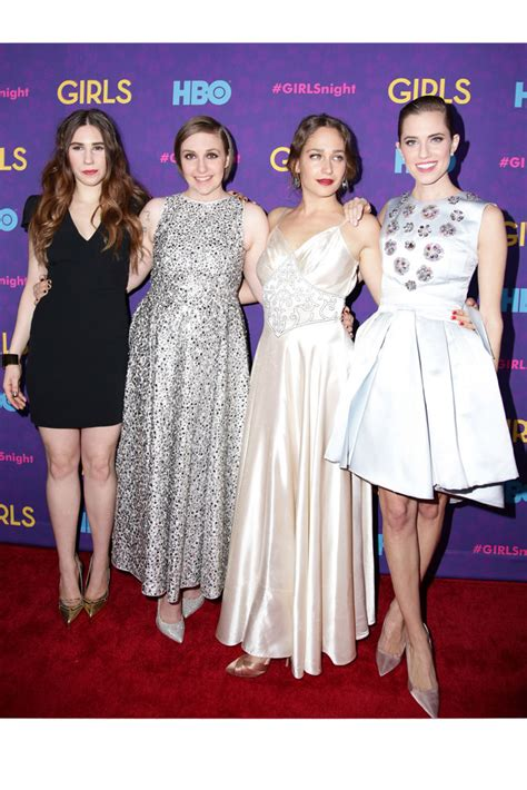lena dunham red carpet lena dunham the girls cast red carpet style evolution