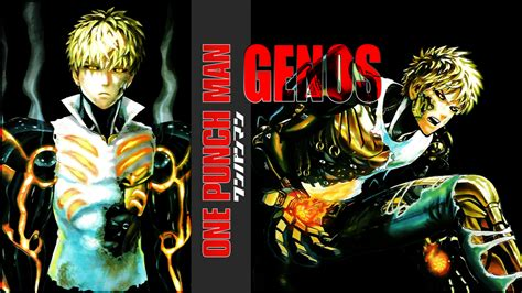 wallpaper android one punch man genos full hd wallpaper and background 1920x1080 id 670103