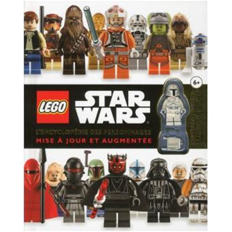 libro star wars the last lego star wars edition mise 224 jour et augment 233 e avec une nouvelle figurine exclusive l