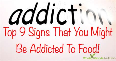 9 Signs That You Are Addicted To Exercise by Top 9 Signs You Are Addicted To Food Whole Lifestyle