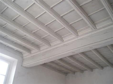 soffitto a cassettoni per interni soffitti di preggio