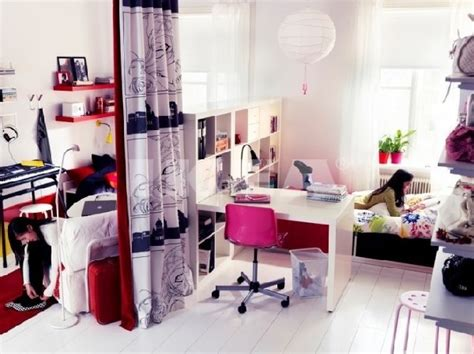 Pink Girls Bedrooms - 35 contemporary teen workspace ideas to fit in perfectly with modern interiors
