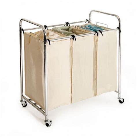 walmart laundry seville classics 3 bag laundry sorter walmart ca