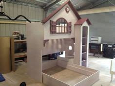 tradewins doll house loft bunk bed adot s doll house beds on pinterest doll houses curved outdoor benches and doll