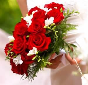 Natural Types Of Wedding Flower Wedding Inspiration Trends