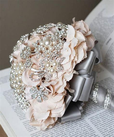 Hochzeit Schuhe Help Me by Vintage Braut Brosche Bouquet Perle Strass Kristall