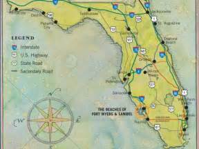 florida sanibel island map maps fort myers sanibel