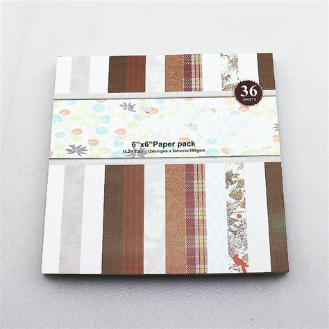 Paper Kit For - aliexpress buy vintage plain theme scrapbooking
