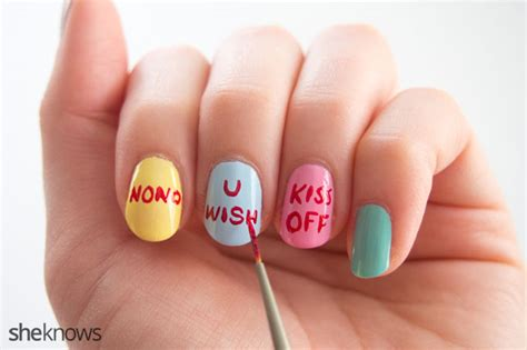 anti nails a nail design for who just aren t that into