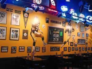 sports bar wall decor home design decor ideas