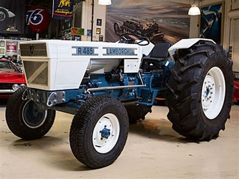 vintage lamborghini tractor the original yes it s true lamborghini made tractors