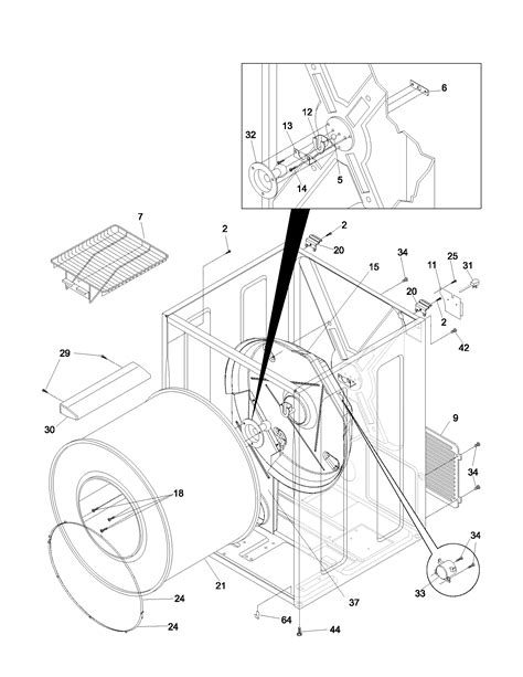 Frigidaire Dryer: Parts For A Frigidaire Dryer