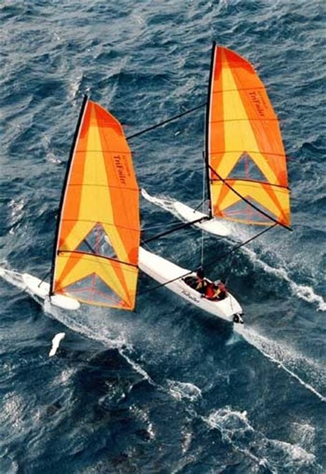 Hibie Q hobie cat sailing images