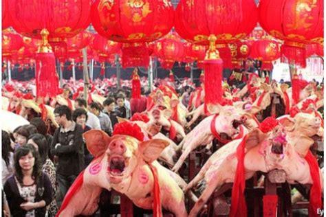 Harga Sho Ekor Kuda satu harapan di tiongkok setiap tahun adalah tahun babi