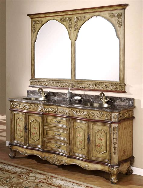 73 inch midland vanity old world vanity charming