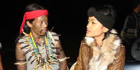 film dokumenter suku dayak film baru jupe juga diprotes tokoh suku dayak kapanlagi com