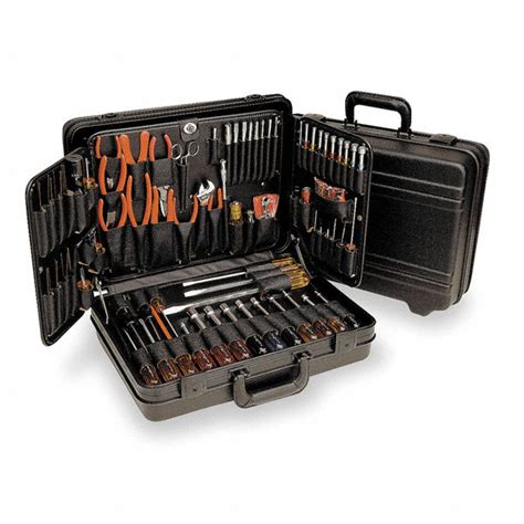 Granger Tools by Xcelite 85 Pc Electronics Tool Kit 6c380 Tcmb100st