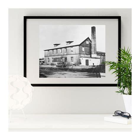 cornici 50x70 ribba frame black 50x70 cm ikea
