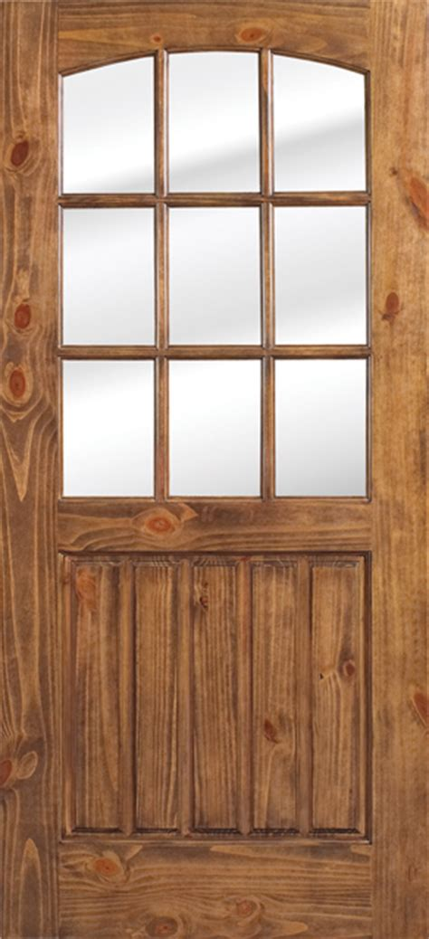 Knotty Pine Exterior Doors Wood Interior Doors Doors Exterior Entry Doors Knotty Pine Clear Pine Alder