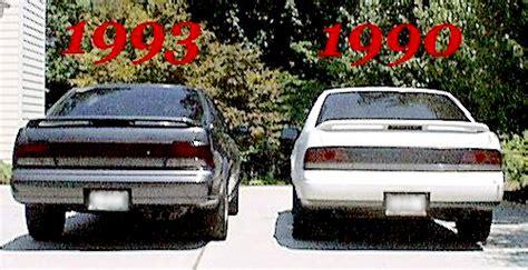 1990 vs 1993 nissan maxima compairson 1990 vs 1993 nissan maxima compairson