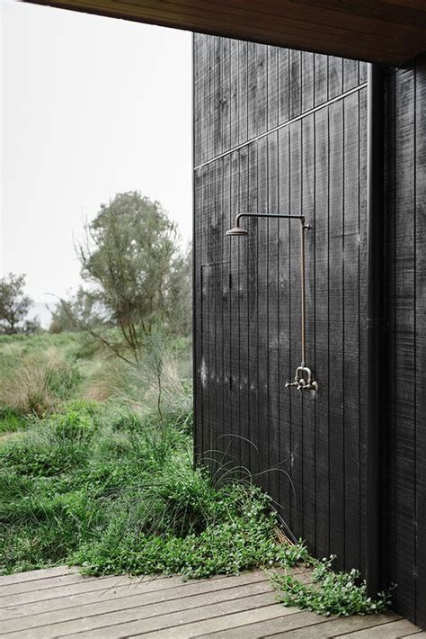 best outdoor shower 60 best images about outdoor showers on pinterest black