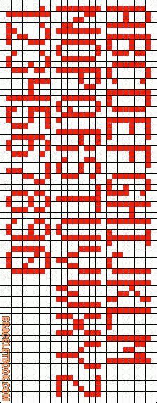 Lettering Bracelet macrame lettering macrame cross