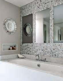 d 233 coration salle de bain gris et blanc