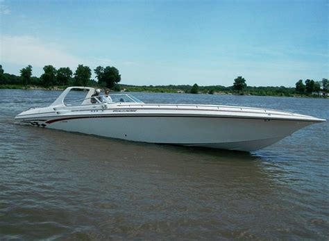 fountain boat trim tabs fountain 47 lightning 2000 for sale for 82 000 boats