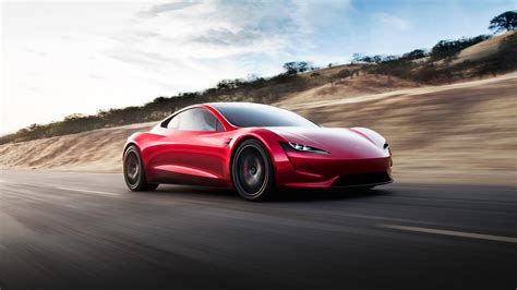 tusla car roadster tesla