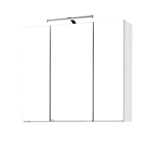 spiegelschrank aufbauleuchte bad bad spiegelschrank bologna 3 t 252 rig mit led