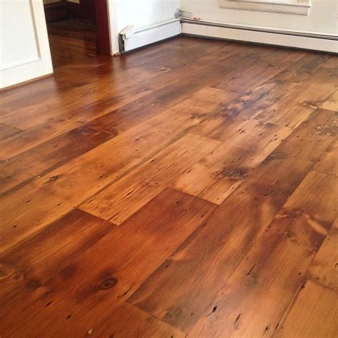 Recycled Flooring by Wide Plank Reclaimed Flooring Authentic Antique Lumber