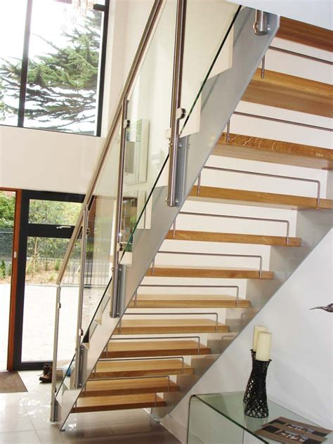 Outer Staircase Design Outer Stringer Stairs