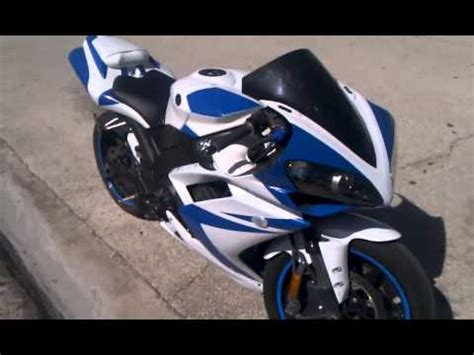 2007 yamaha r1 custom paint