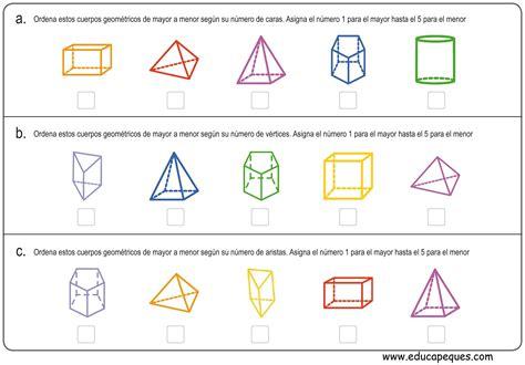 ejercicios de figuras geometricas ejercicios de figuras geom 233 tricas para primaria