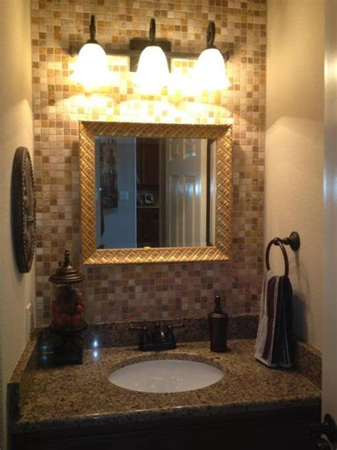 redo small bath ideas everything also mirror wall ideas 25 best ideas about half bath remodel on pinterest half