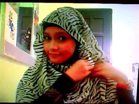 tutorial hijab pashmina kaos tutorial hijab pashmina sifon tutorial hijab pashmina