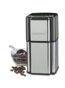 Cuisinart Coffee Grinder Dcg 12bc Grind Central Coffee Grinder Coffee Makers